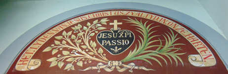 Paters Passionisten logo